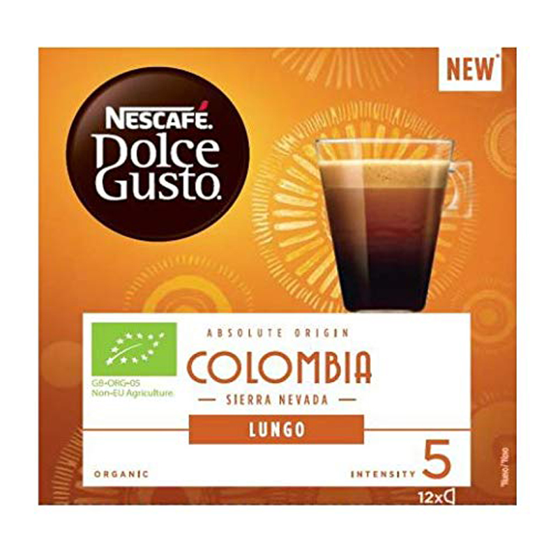 Imagen de DOLCE GUSTO CAFFE LUNGO COLOMBIA
