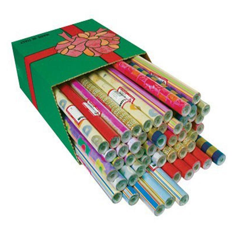 Papel de regalo surtido tuquetraes - Papel de regalo transparente ...