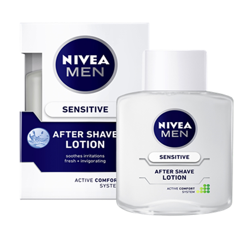 Imagen de AFTER SHAVE NIVEA SENSITIVE